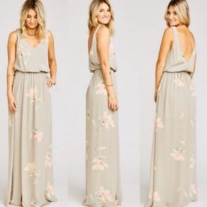 NEW Show Me Your Mumu Kendall Maxi Dress Size XL
